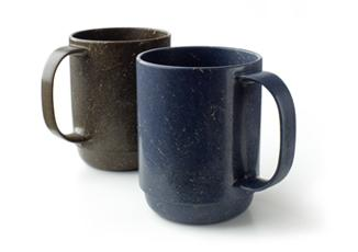 Select and stylish, injection moulded mugs